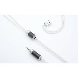 Effect Audio Thor Silver II Wtyk IEM: 3.5mm, Konektory: MMCX