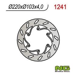 Tarcza hamulcowa ng1241 tył bmw g 450 x 08-09