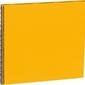 Album na zdjęcia uni economy białe karty duży żółty
