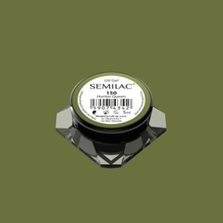 Semilac kolorowy lakier żelowy 150 hunter queen 5ml
