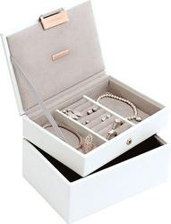 Szkatułka na biżuterię   stackers podwójna mini edycja rose gold