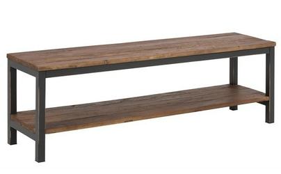 Drewniana szafka rtv elwira 160 cm wiąz