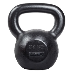 Hantla kettlebell żeliwna kzg 28 kg - hms - 28 kg