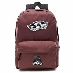 Plecak VANS Realm Backpack - VN0A3UI6ALI 295 - Custom Sweet Kitty - Sweet Kitty