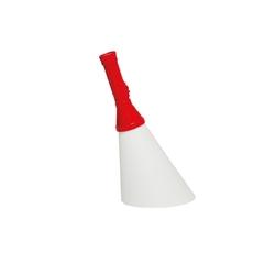 Qeeboo lampa flash czerwona 11001re