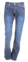 Spodnie motocyklowe damskie jeans rebelhorn classic