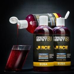 Juice feeder bait buba 250ml czosnek - krill