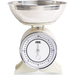 Waga kuchenna mechaniczna z misą 2,5 litra anna ade beżowa ad-km 1500