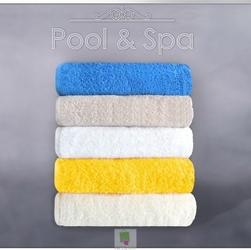 Ręcznik POOL  SPA GRENO 6 kolorów - żółty