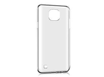 Etui silikonowe crystal 0.3mm guma do lg x cam
