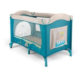 Milly mally mirage blue bird łóżeczko turystyczne