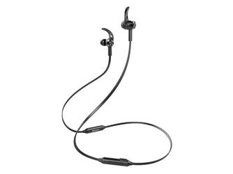 Słuchawki baseus bluetooth bezprzewodowe encok s06 czarne - czarny