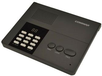 Interkom głośnomówiący commax cm-810 nadrzędny do cm-800s - szybka dostawa lub możliwość odbioru w 39 miastach