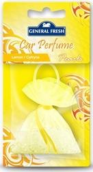 General fresh, car perfume pearls, cytryna, odśweżacz samochodowy, 1 sztuka