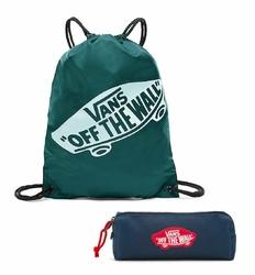 Zestaw szkolny Worek Torba Vans Banched Bag + Piórnik Vans