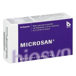 Microsan kapseln