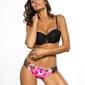 Marko aurelia pink-nero m-558 9 kostium kąpielowy