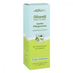 Olivenoel hautzart sanfte pflegecreme