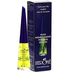 Herome nourishing nail oil, olejek do skórek paznokci 10ml