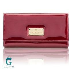 Elegancki zapinany portfel damski peterson bc453