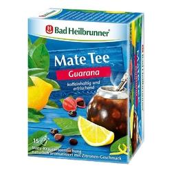 Bad heilbrunner guarana mate ziołowa herbata