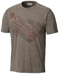 T-shirt męski columbia trinity trail 2.0 graphic am0688053