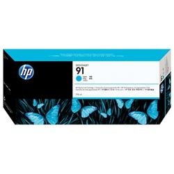 Hp 91 pigmentowy wkład atramentowy błękitny 775 ml