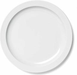 Talerz obiadowy New Norm 27,5 cm biały