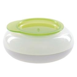 Pojemnik na przekąski okrągły oxo 180 ml - green