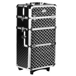 Kufer na makijaż sa102 black