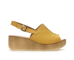 Sandały damskie ste 927 żółty