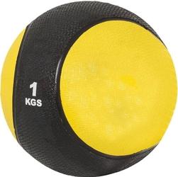 1 kg piłka lekarska treningowa slam ball gorilla sports