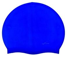 Czepek silikonowy vivo b-1302 ciemno niebieski