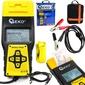 Tester diagnostyczny do akumulatora 12v z drukarką raportów geko