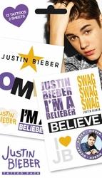 Justin Bieber Belieber - tatuaż