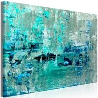 Obraz - lodowa tafla 1-częściowy szeroki