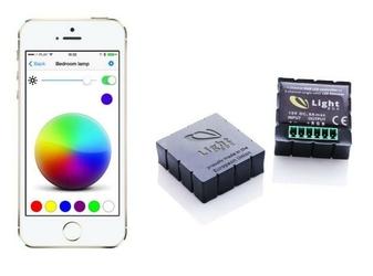 Sterownik - taśma LED RGB - bluetooth