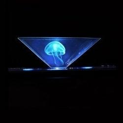 Projektor hologramów 3d