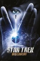Star trek discovery - plakat filmowy
