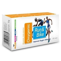 Run and bike by activlab oxygenic 60 caps