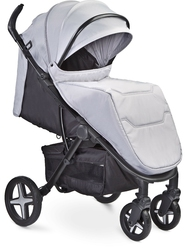 Caretero titan grey wózek spacerowy + folia