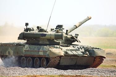 Fototapeta czołg 1130