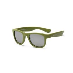 Okulary przeciwsłoneczne koolsun wave army green 1-5 lat
