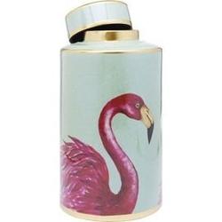 Kare design :: słój dekoracyjny flamingos 39