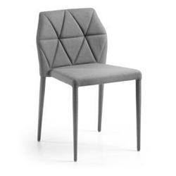 Krzesło gravite szare