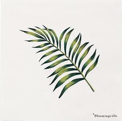 Serwetki Bloomingville liść 20 szt.