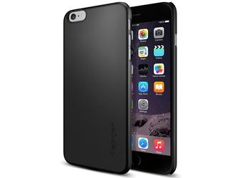 Etui spigen thin fit apple iphone 6 plus - czarny