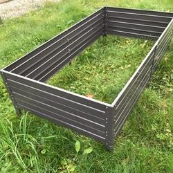 Podwyższona grządka – 150x75x30 cm –klasika garden