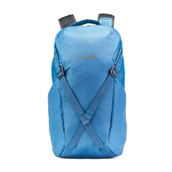 Plecak turystyczny venturesafe x24 blue steel marki pacsafe - niebieski