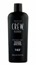 American crew precision blend utleniacz 4,5 - 450ml